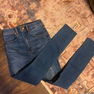 Abercrombie High Rise Jeans